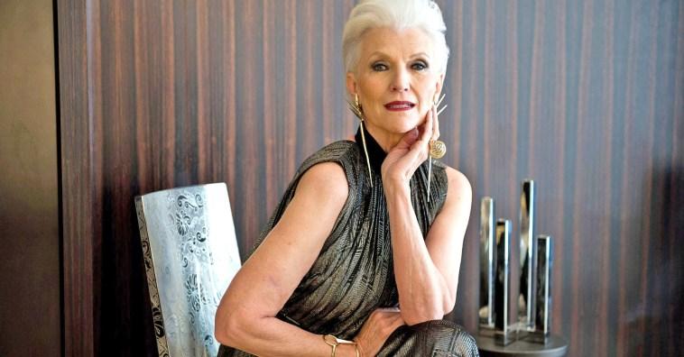 Мэй Маск: цитаты 71-летней модели о женщинах, красоте и уверенности в себе