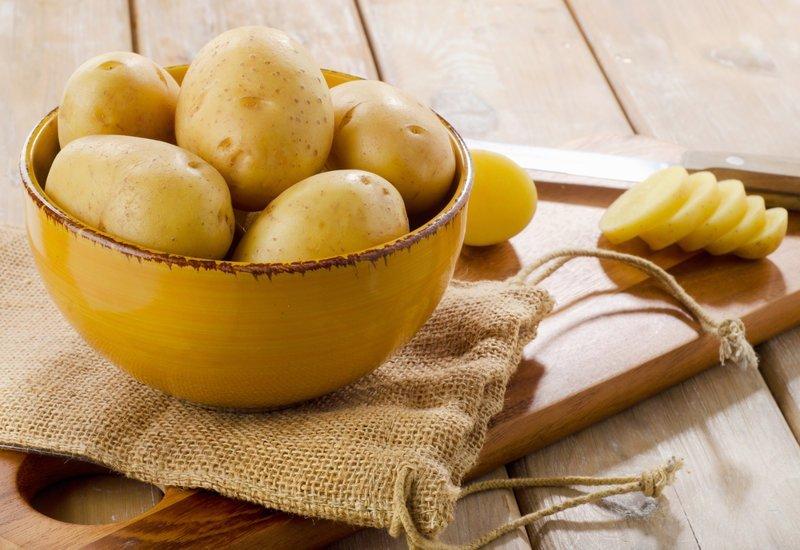 3. Молодая картошечка антиоксиданты, витамины, каши, ликопин, польза, сочетание продуктов