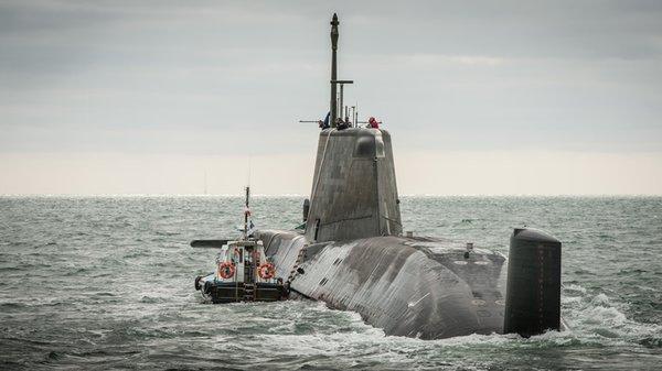 Как британская субмарина «спасалась бегтством» от российских подлодок у берегов Сирии