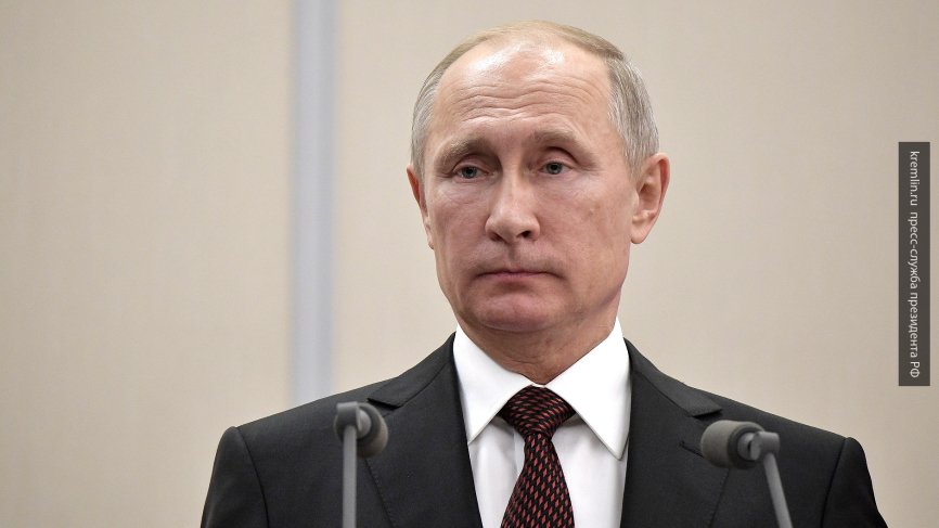 Путин выразил соболезнования главе Египта из-за теракта на Синае
