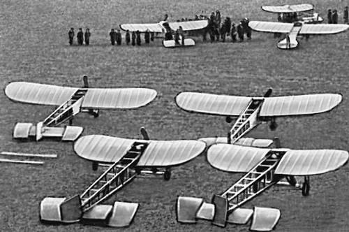 Создатель авиационного парашюта-3