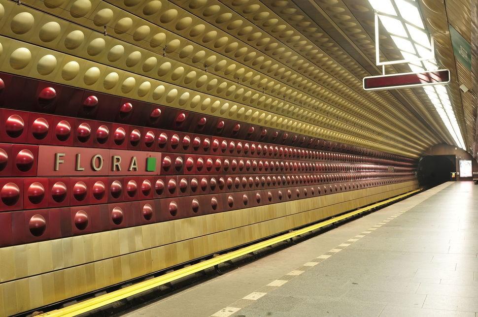 MetroStations31 17 самых волшебных станций метро со всего мира