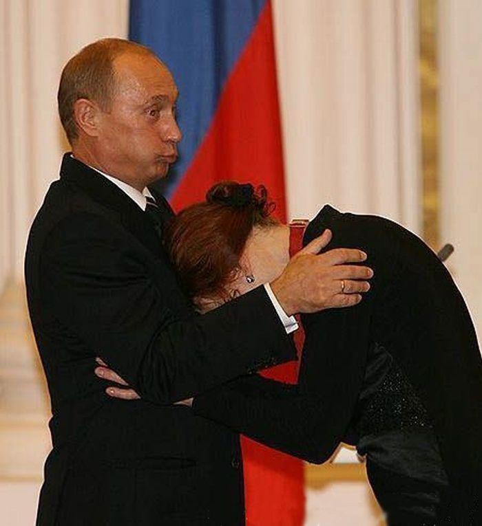 Очень редкие фото с политиками (62 фото)