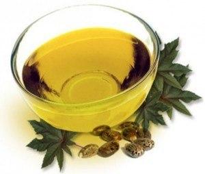 Касторовое масло сохранит красоту