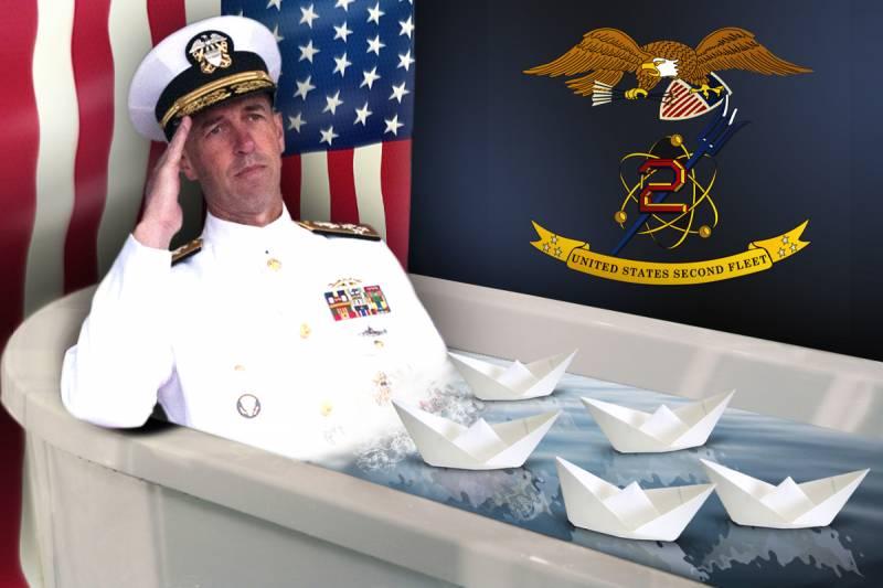 Новый сигнал холодной войны: реинкарнация 2-го флота ВМС США