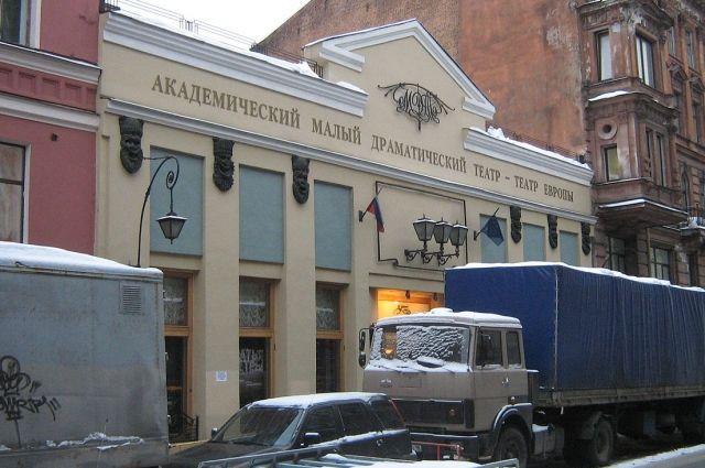 По делу о хищении в петербургском МДТ задержаны три человека
