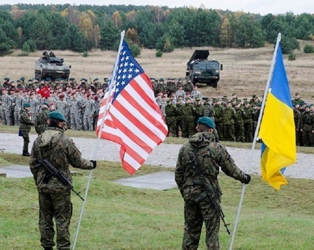 В Верховной раде: Это США разожгли военный конфликт на Украине