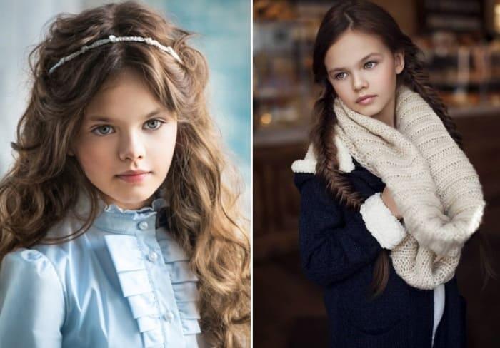 Диана Пентович | Фото: modusvivendis.ru, kids-models.ru