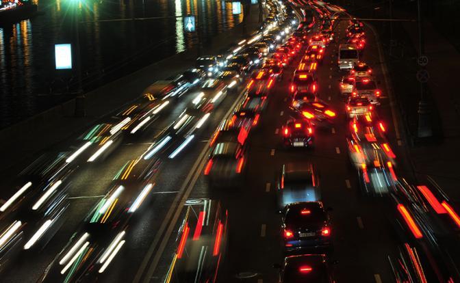 5 ошибок водителей при ночном вождении