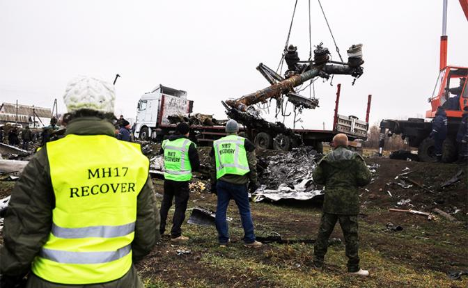 Россию призвали готовить деньги за сбитый над Донбассом «Боинг»