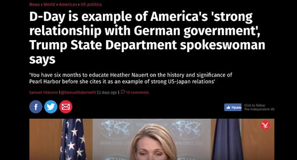 Дело Джейн Псаки живет. Немцы в шоке от заявления пресс-секретарая