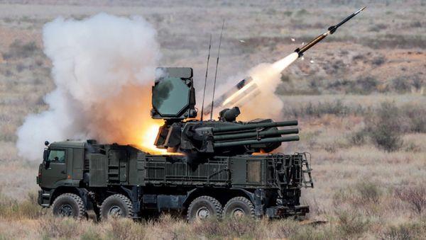 Сирийские ПВО успешно отрази…