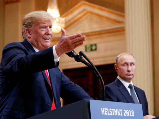 Трамп раскритиковал журналистов, которые принижают его «великолепную» встречу с Путиным