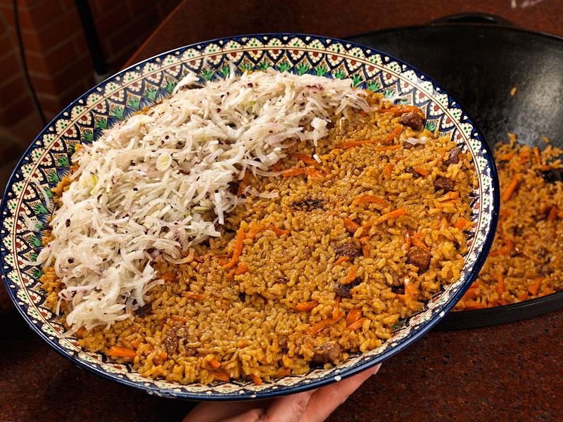 Каша по узбекски. Шавля. Очень просто и невероятно вкусно.