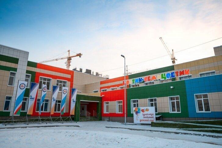 В Якутске открыт детский сад на 315 мест Хорошие, добрые, новости, россия, фоторепортаж
