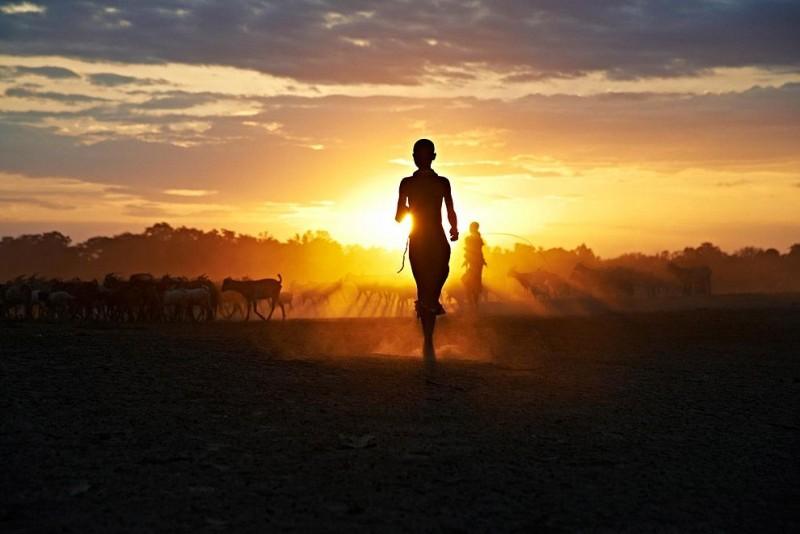McCurry16 800x534 Самые красивые фотографии Стива Мак Карри со всего света