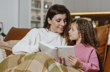 Как привить детям любовь к чтению: советы родителям