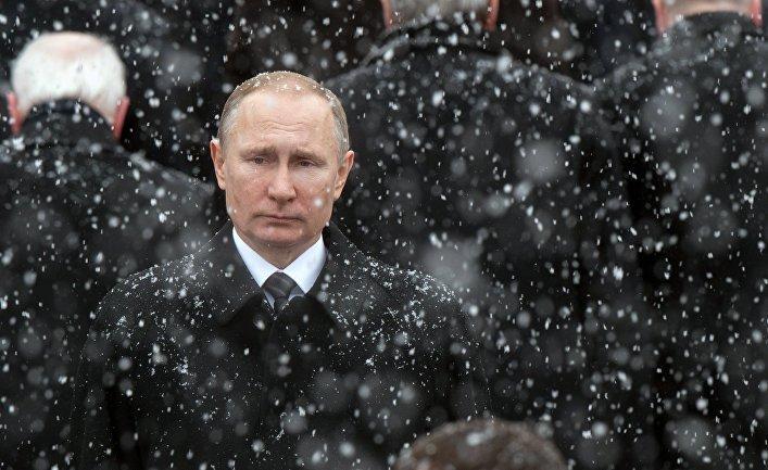 Александр Проханов: Сирия - не Афган, а Путин - не сын комбайнера, а представитель спецслужб