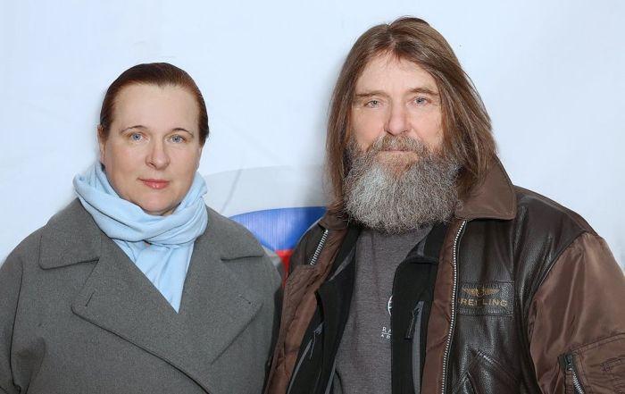 История любви Фёдора и Ирины Конюховых