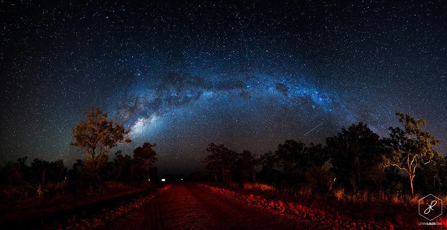 JohanLolos19 Захватывающие фотографии путешественника, проехавшего более 40 000 км по Австралии