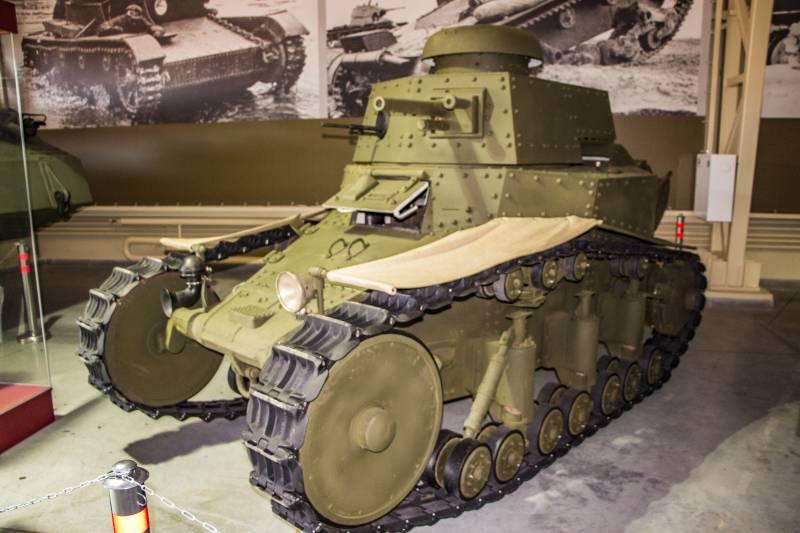 Рассказы об оружии. Т-18. Первый советский серийный танк