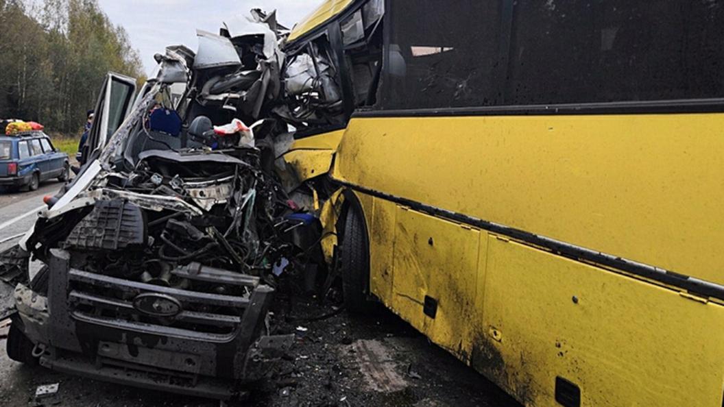 Массовые смерти на дорогах: …