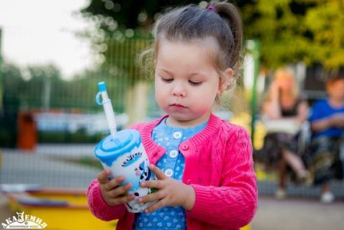 Культуру правильного питания человеку можно привить уже в раннем детстве.