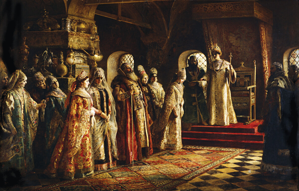 Царские смотры невест: чем рисковали девушки-участницы