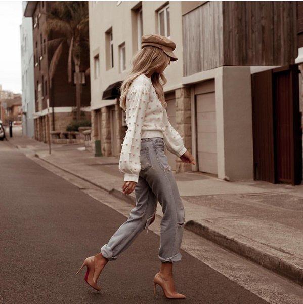 Тренд «легкая небрежность» в одежде или какую одежду не модно гладить