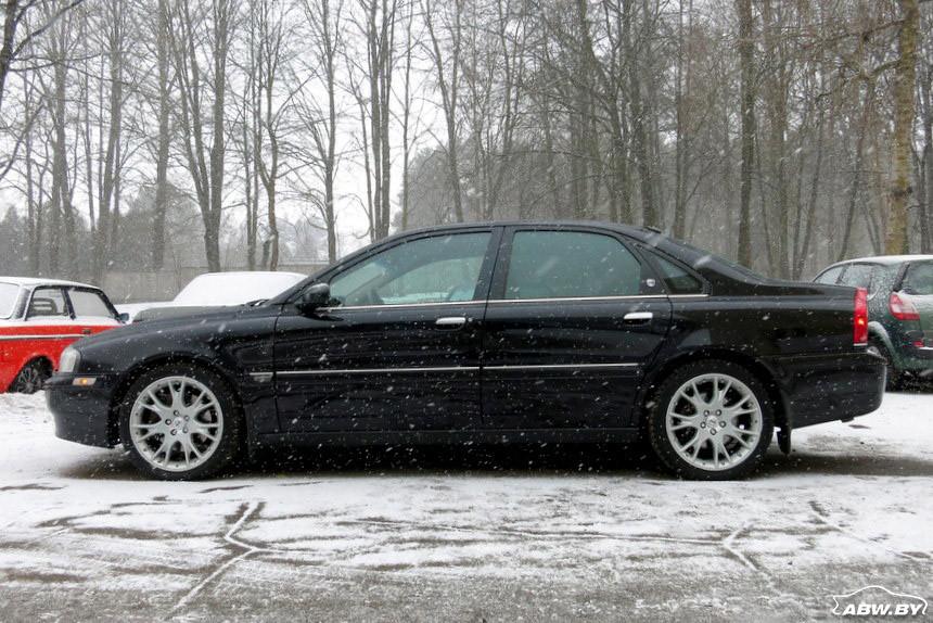 Как проехать на Volvo S80 полмиллиона и сохранить его в идеальном состоянии