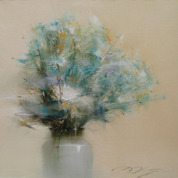 Денис Октябрь, удивительно талантливый художник