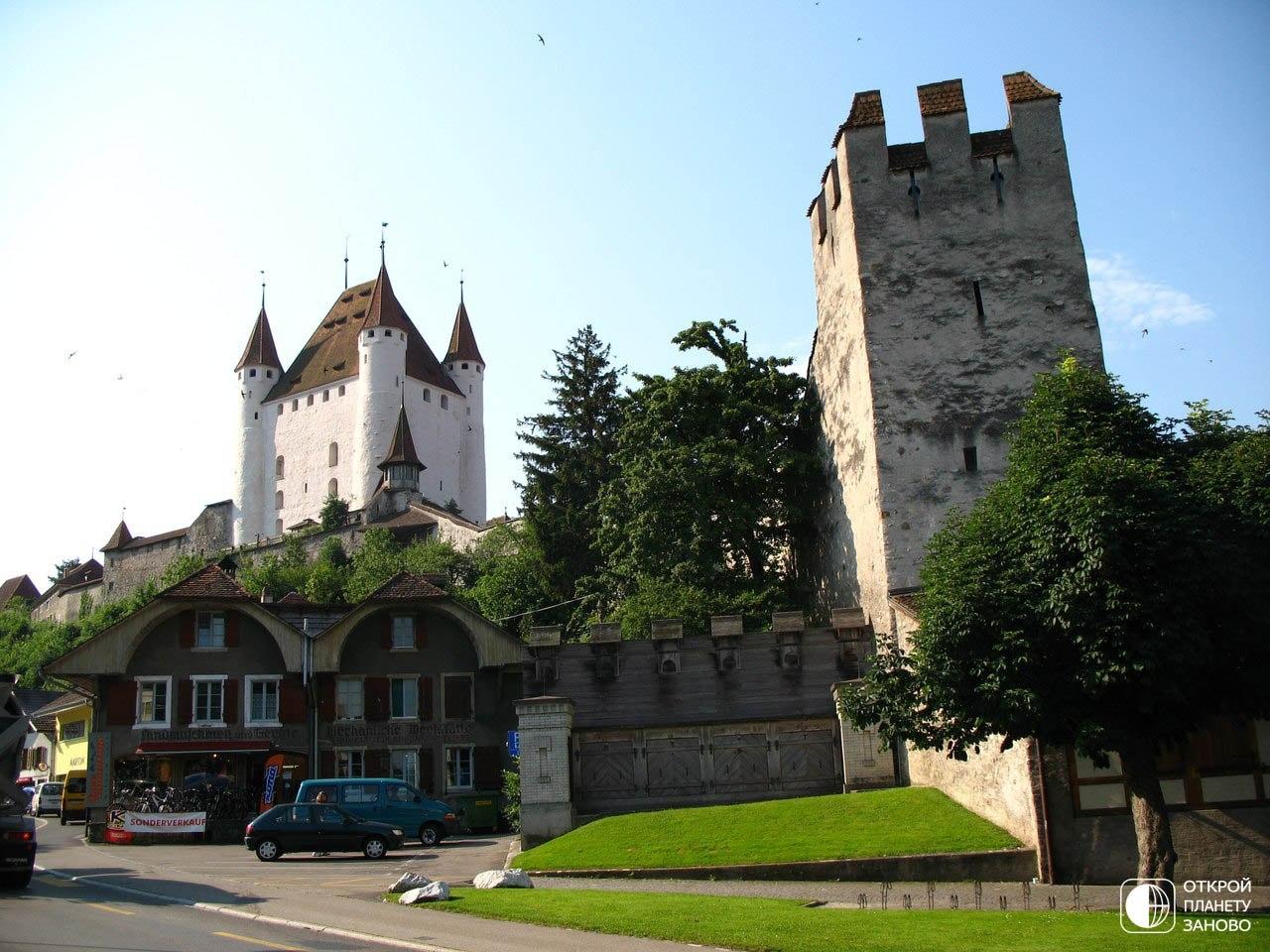 Тунский замок