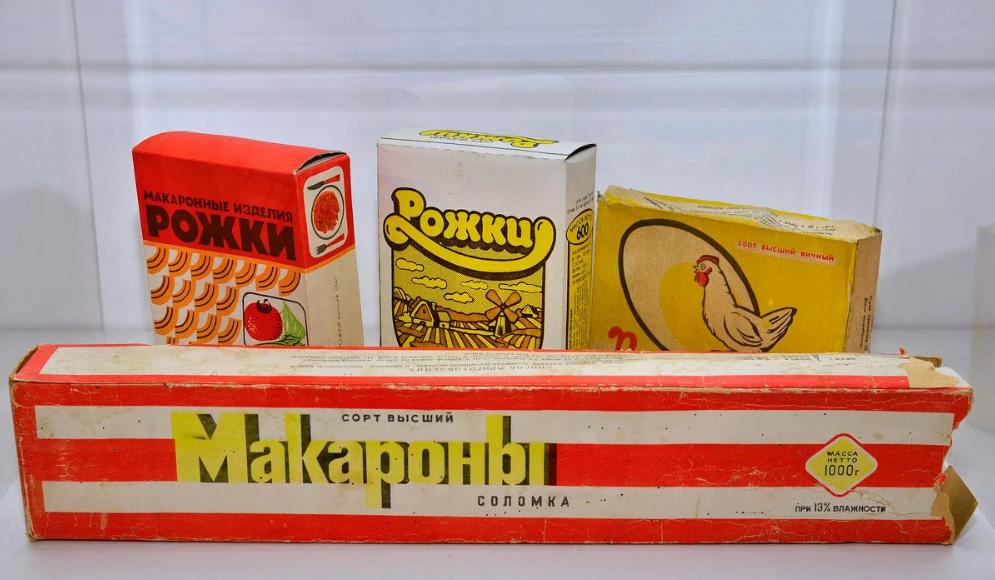 О качестве макаронных изделий в СССР и сейчас