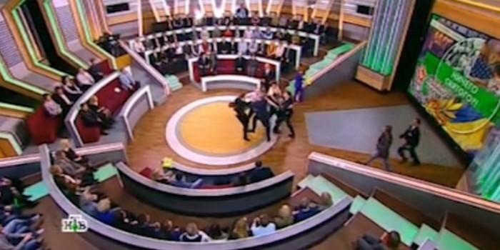 Поляка зовут на российское ТВ, чтобы отбуцкать (видео)
