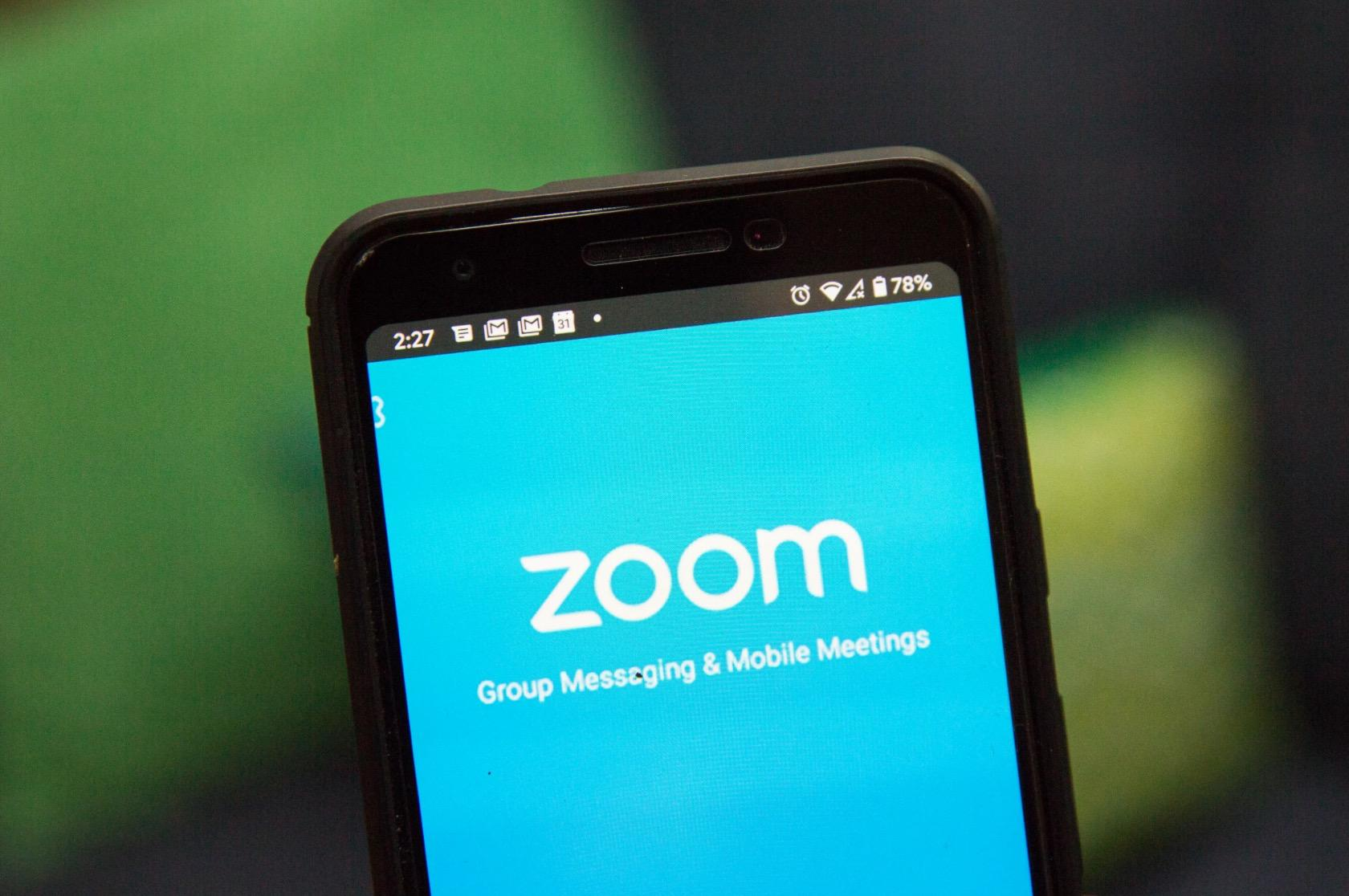 Zoom safely: How to password-protect your meetings