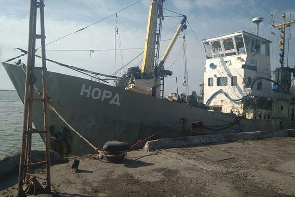 ГПУ отпустила моряков «Норда» в Россию