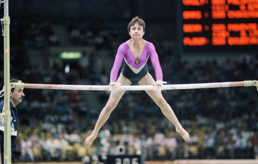Умерла двукратная олимпийская чемпионка по спортивной гимнастике Елена Шушунова
