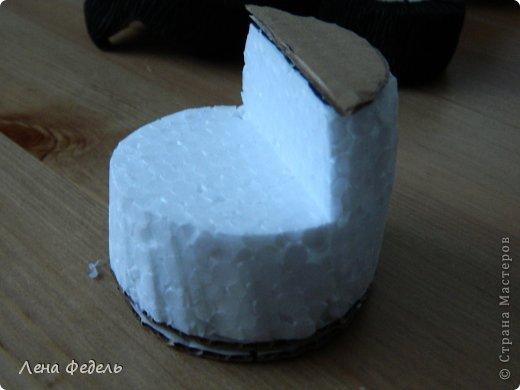 Мастер-класс Свит-дизайн День рождения Моделирование конструирование Молния Маквин из конфет Бумага гофрированная фото 5