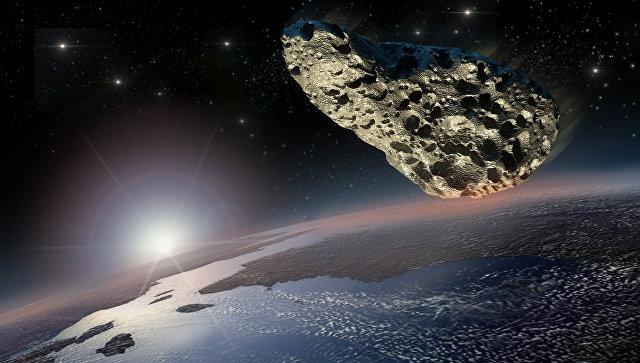 NASA сообщило о приближении к Земле астероида размером с пирамиду Хеопса