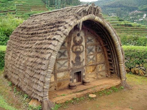 Традиционные жилища народов мира