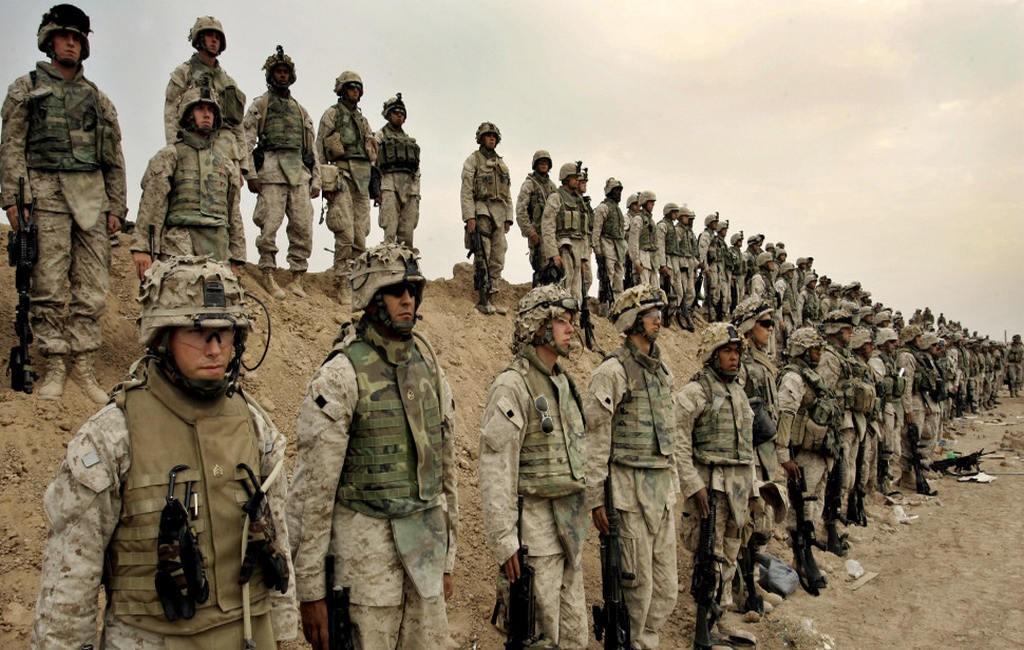 США ведут войны в 149 странах из 190