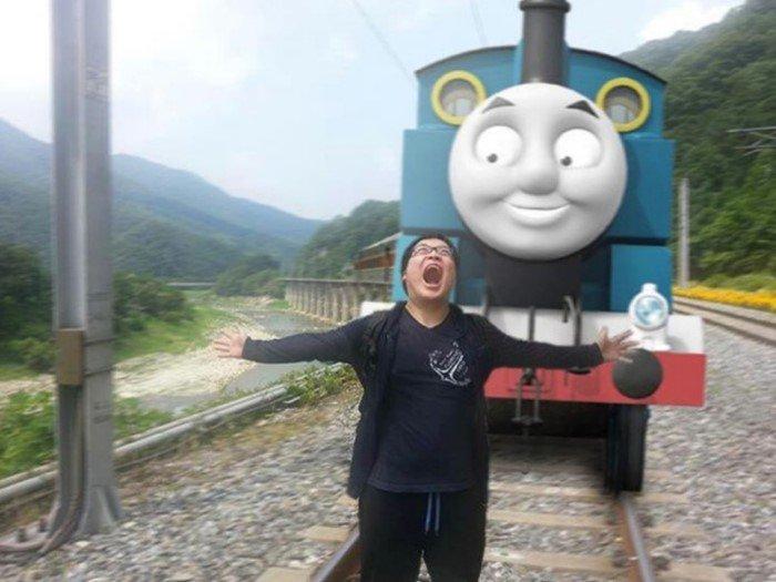 Когда за дело берутся корейские профессионалы: забавные работы фотошоп-троллей