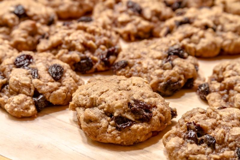 Руководство по приготовлению домашнего овсяного печенья