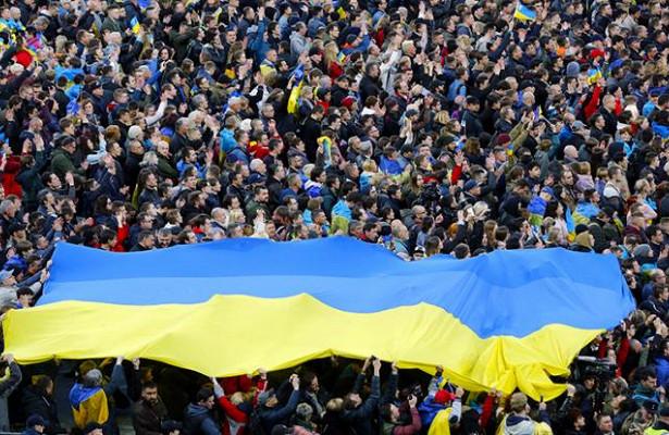 От Запорожской Сечи до Майдана: Трудная жизнь нации-подростка