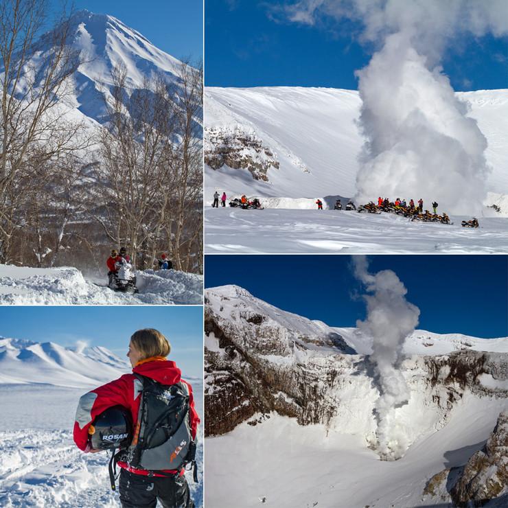 Камчаткинг — Горная снегоходная школа Skidooking - Фото 5