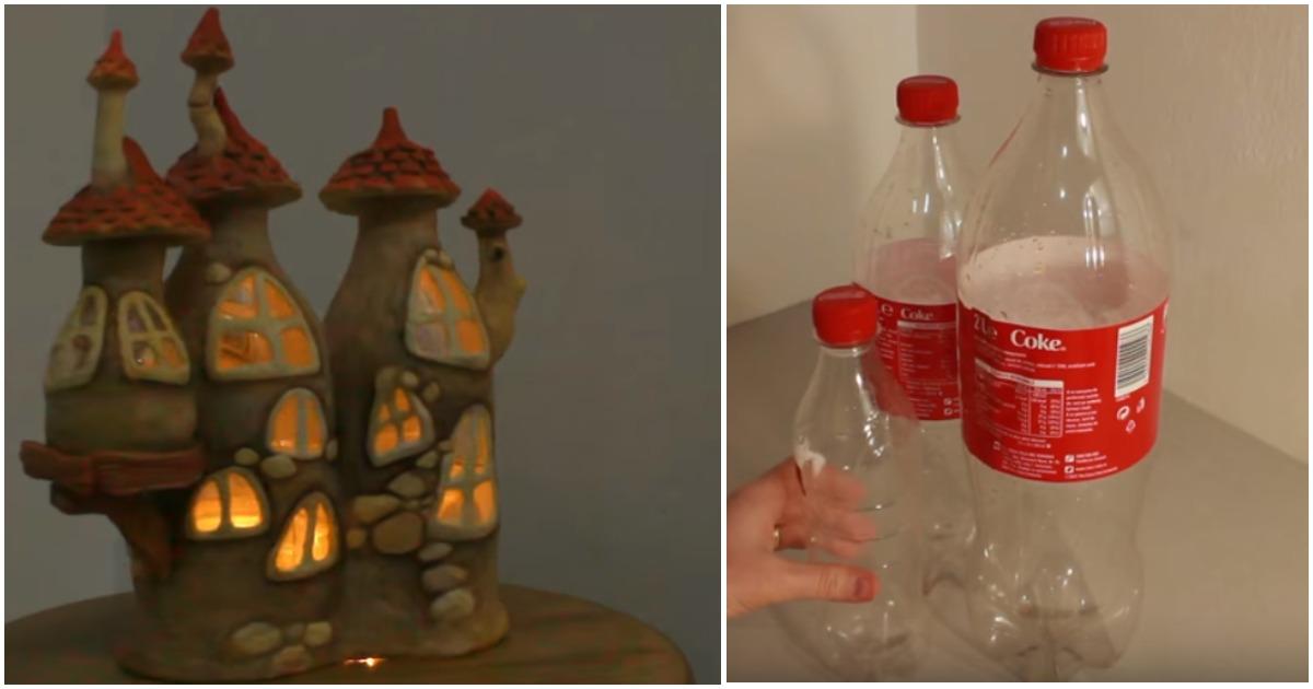 Волшебное перерождение пластиковых бутылок