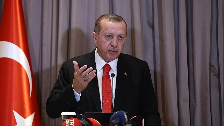 Эрдоган пообещал уничтожить …