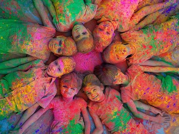 Цветные дети