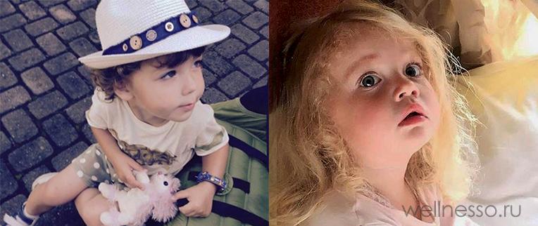 Первое выступление маленькой дочурки Аллы Пугачевой и Максима Галкина! Замечательный ребенок!