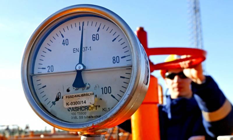Российский газ закроет проект «Украина»